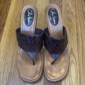 Cole Haan Collection Heeled Sandals Made in Italy
